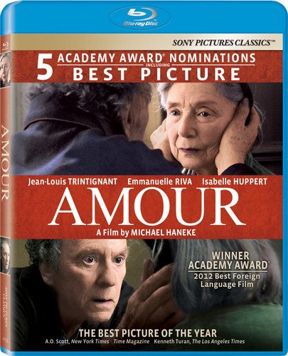 Amour (shown At A Movie Theatre)